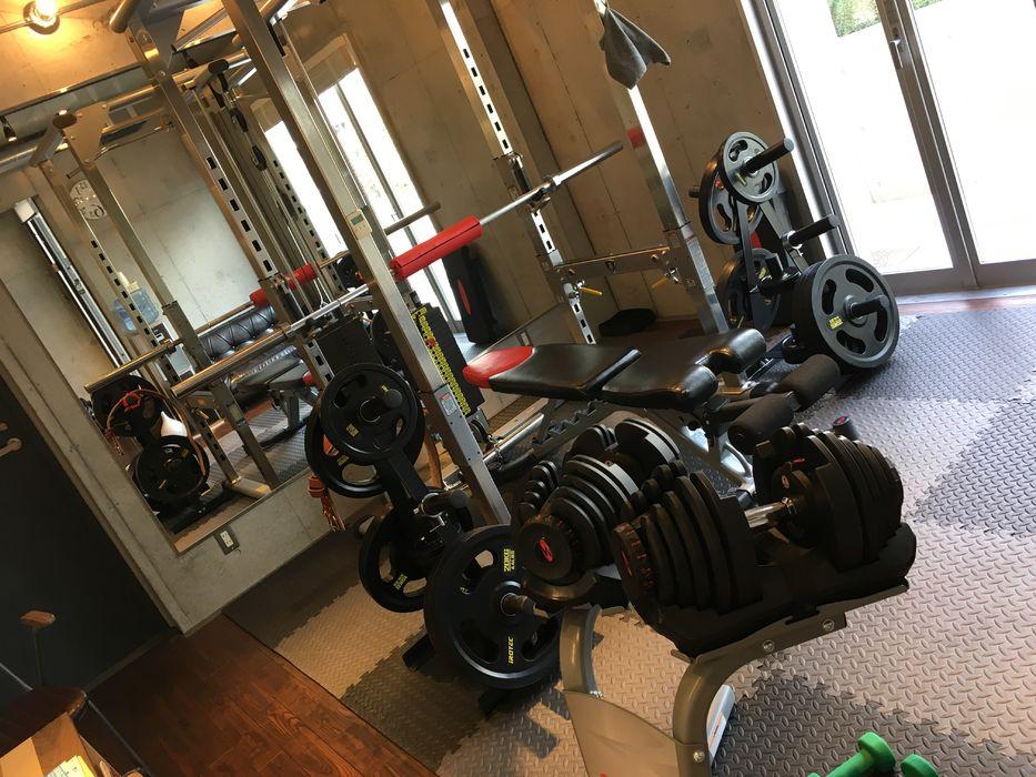 Fitness Garage exe の画像
